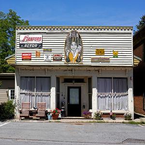 Knoxboro Post Office, Knoxboro, NY. June 2017