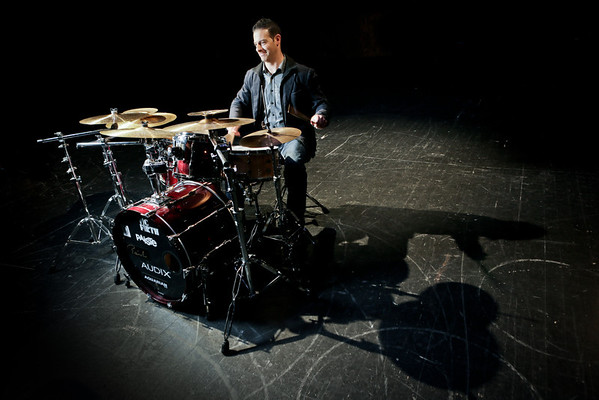 Steve Moretti. (Two-time Grammy® nominated and two-time Telly Award winning, drummer/ percussionist/producer)