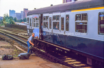 Short Platform 10/2/89 Basingstoke