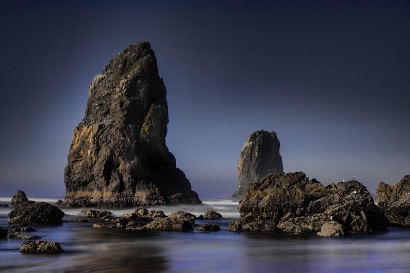 Stacks, Cannon Beach, Oregon