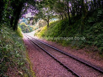 Bodmin & Wenford Railway 4/09/04