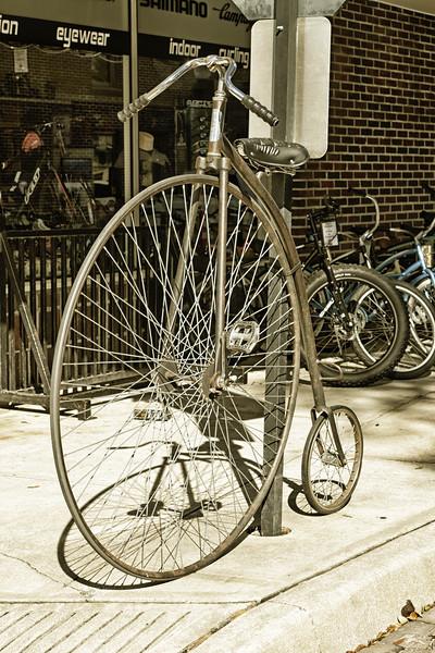 "ETC-3307  ""Old Fashion Bicycle"""