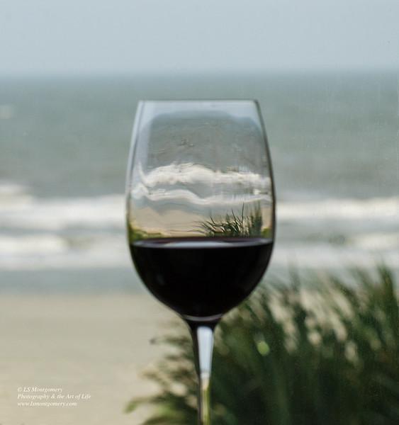 Beach in a Glass