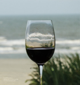 Beach in a Glass