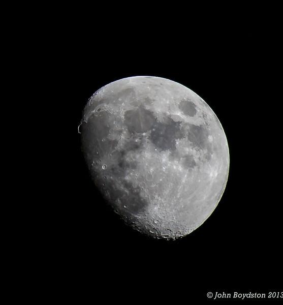 December 2013 Moon
