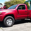 2006 Tacoma: OEM steel wheels and 265/70 75 tires