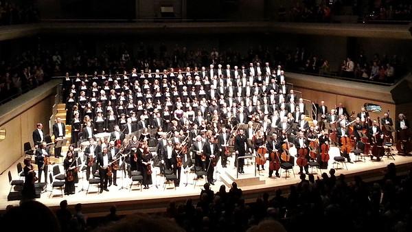 Toronto Symphony Orchestra and Toronto Mendelssohn Choir