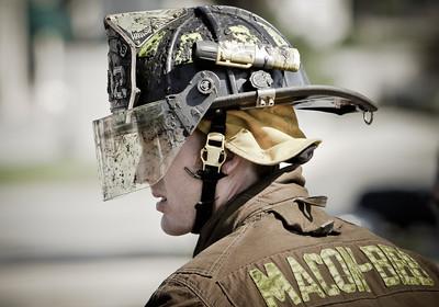 Macon-Bibb County Firefighter