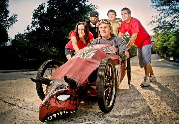College Hill Corridor Annual Report. (Soap Box Derby)