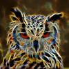 Eagle  Owl  ?