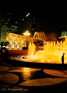 Riverwalk Fountain, New Orleans                                                                                                       1991