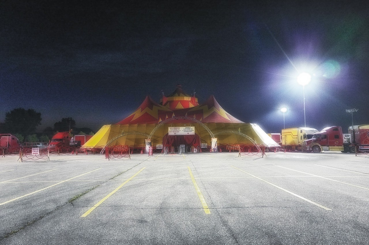Shrine Circus in Windsor.tif