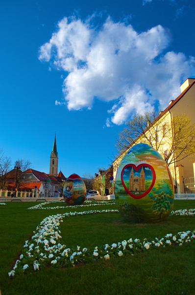 Happy Easter From Zagreb