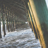Pier support pilings