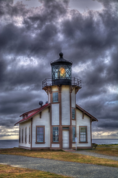 Pt. Cabrillo Lighthouse, Mendocino