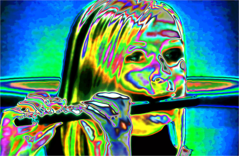 The  Flute  Player  2.