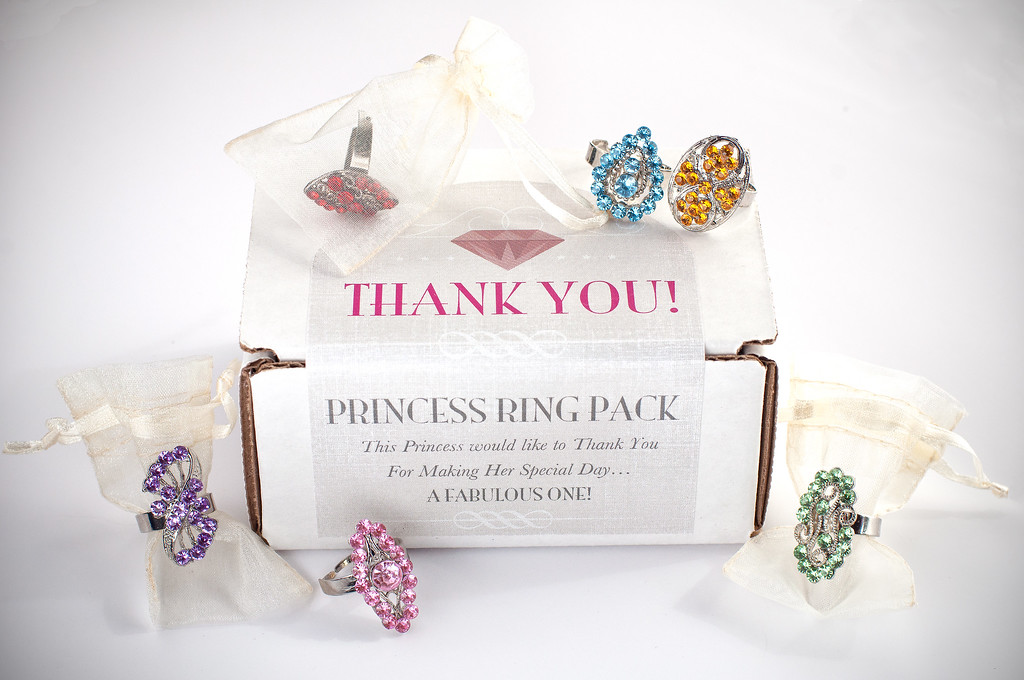 Princess Ring Pack.