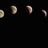 Blood Moon Panorama