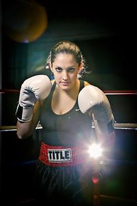 Mercer University. (boxer)