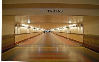 Olvera Street, Union Station--Los Angeles, California