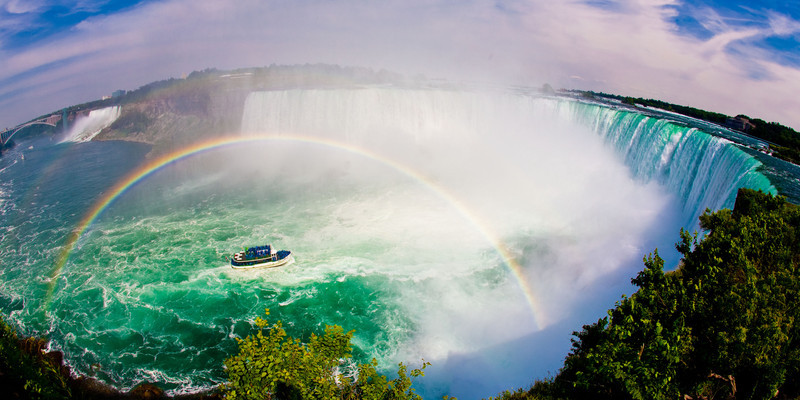 """Maid of the Mist"""