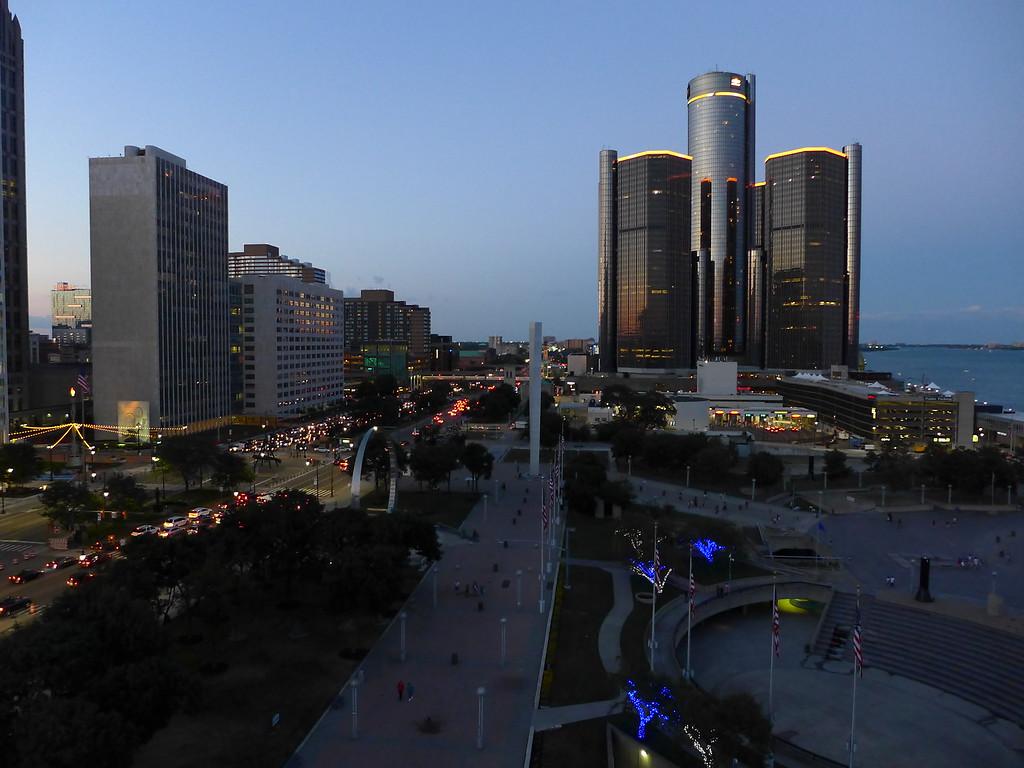 Detroit at Dusk! (THANKS FOR 13,000,000+ VIEWS)