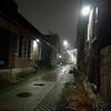 Rainy, Foggy Night