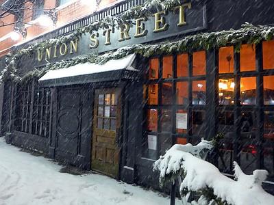 Midtown Snow