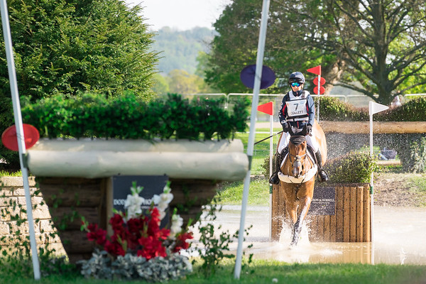 Dodson and Horrell Chatsworth International Horse Trials 2019