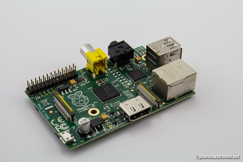 RaspPi 2a<br /> My 2nd Raspberry Pi, newer revision with 512 MB RAM. Shot this using a DIY light box I built.