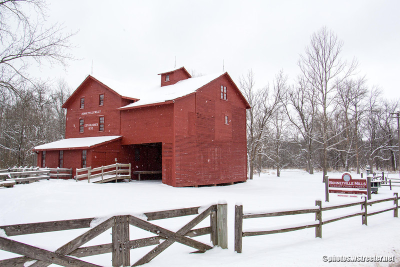 Red Winter Mill 2