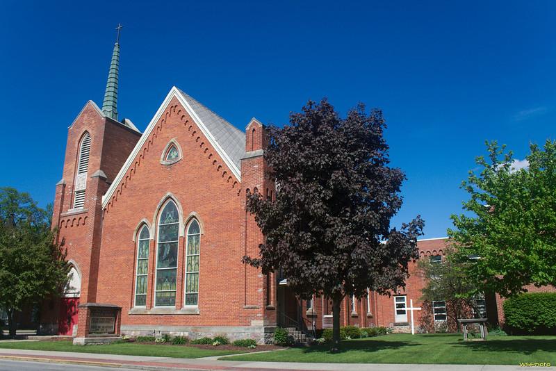 First English Lutheran Church<br /> Goshen, IN