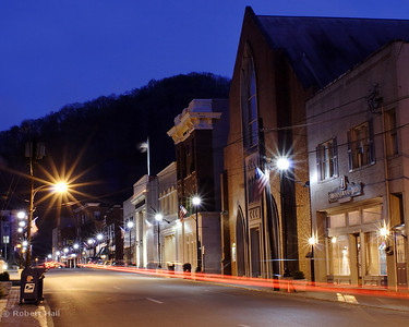 Main Street, Hazard Kentucky