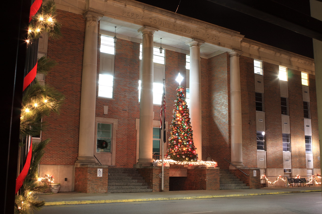 Perry County (KY) Court House