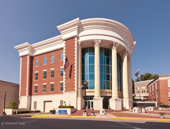 Perry County Hall of Justice, Hazard Kentucky