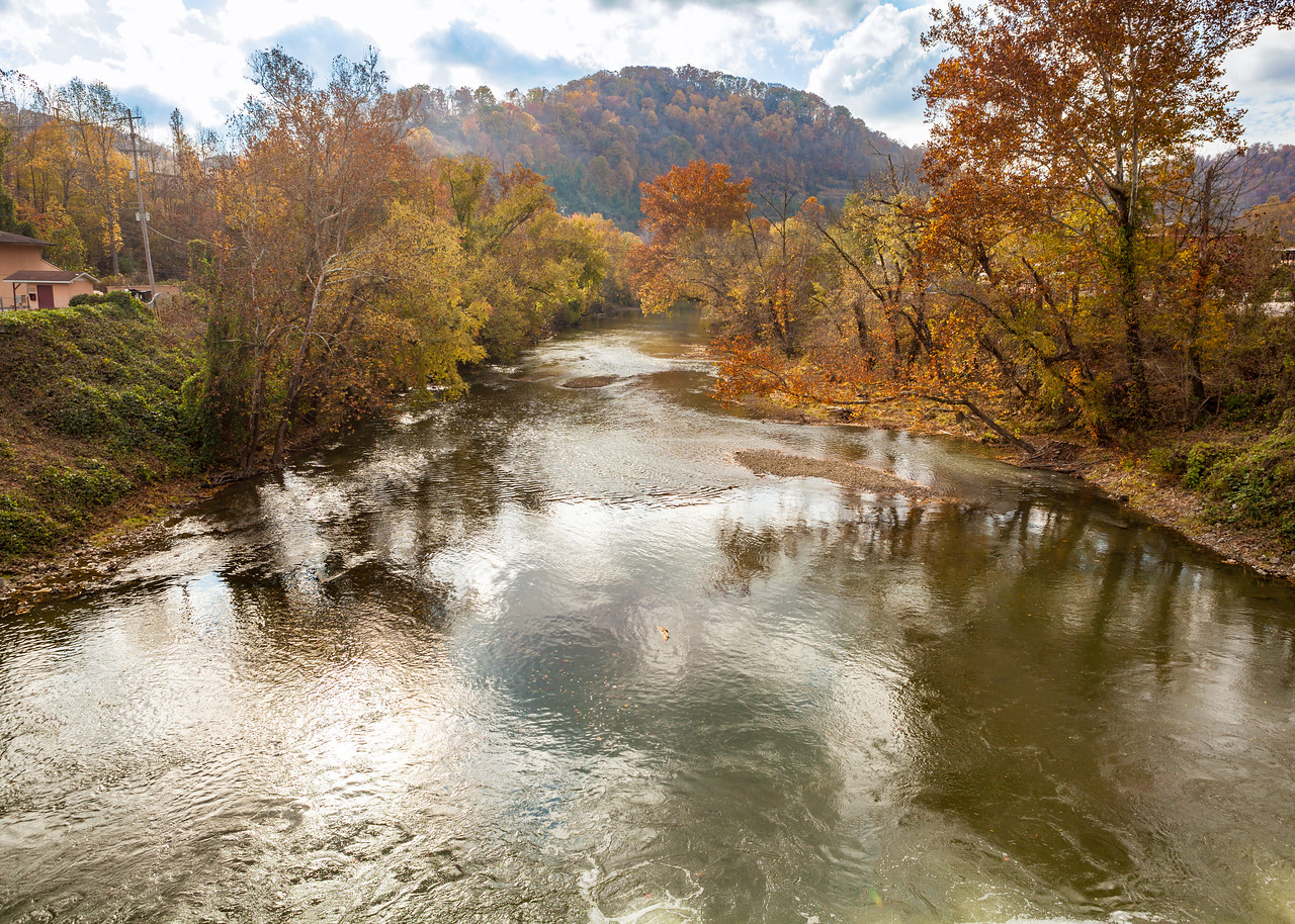 North Fork of the KY River