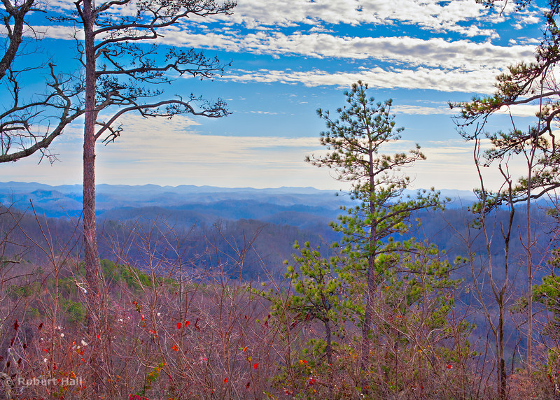 View from Buffalo Mountain - Perry County, Kentucky