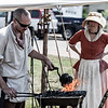 Blacksmith and Wife