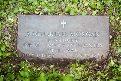 Zachariah Morgan