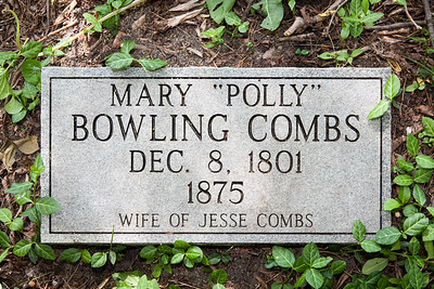 "Mary ""Polly"" Bowling Combs"