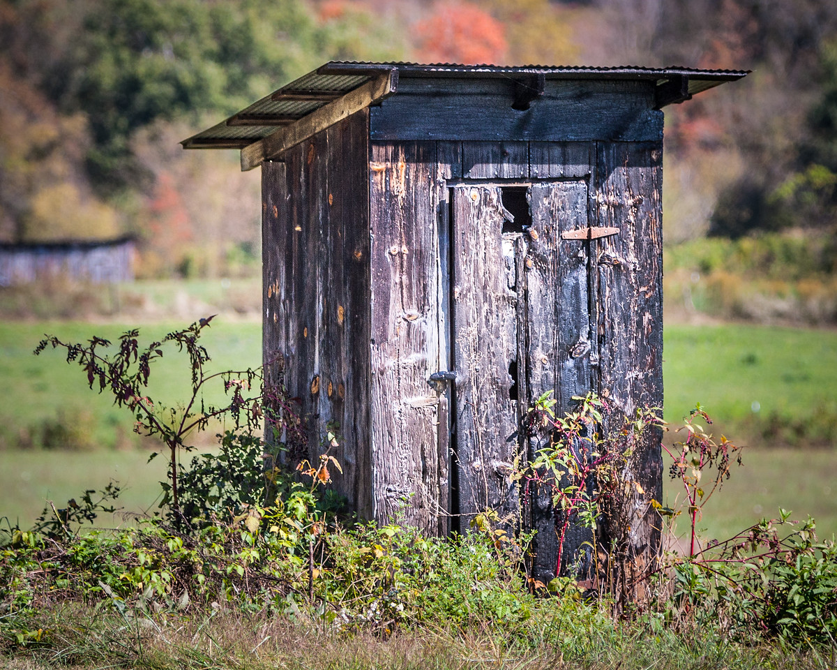 Kentucky Outhouse