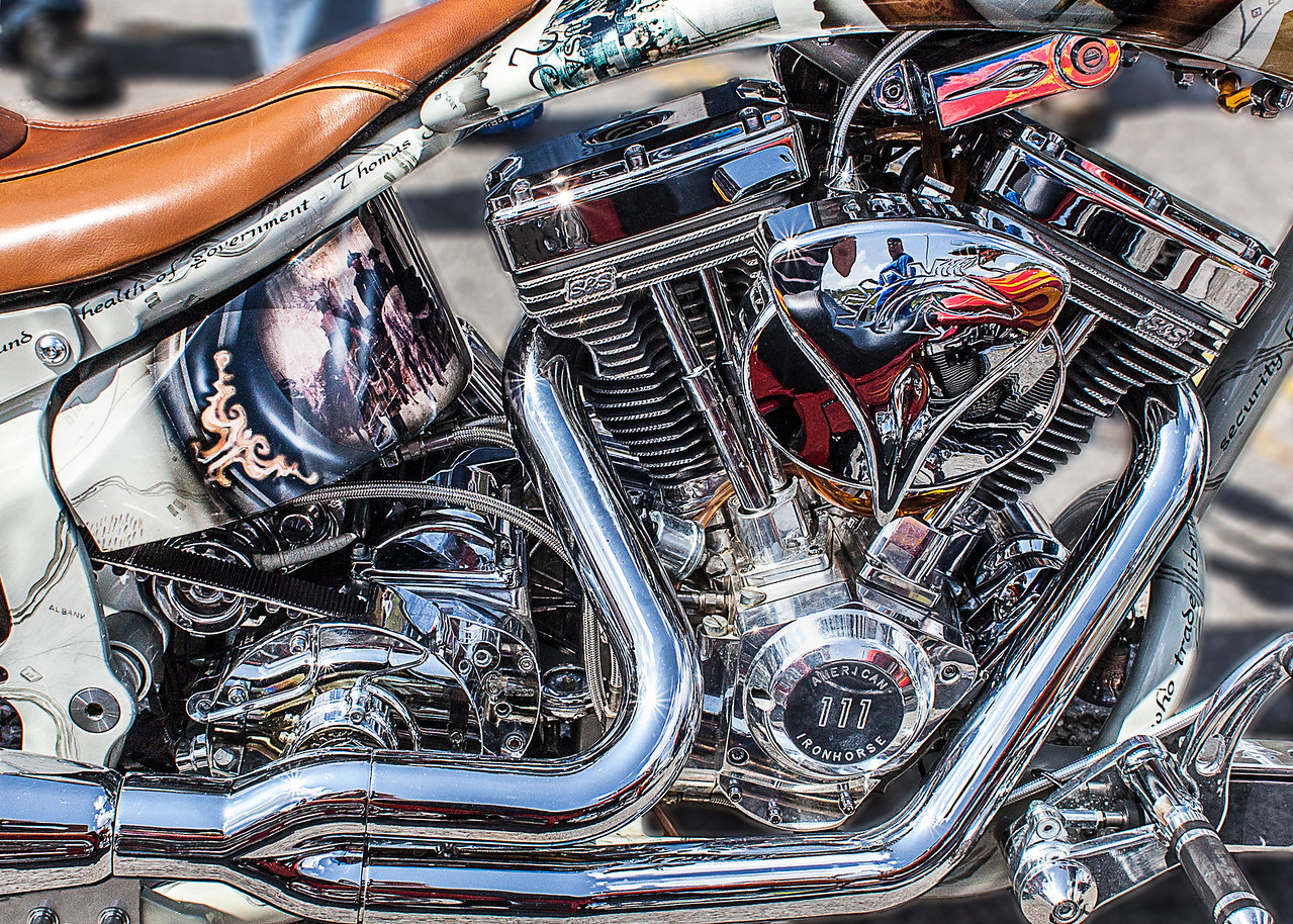 Chrome Chopper