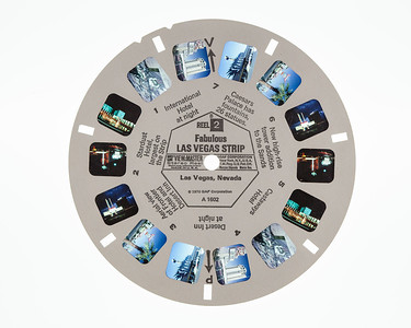 View-Master Stereo Reel