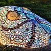 Mosaic snake<br /> Ballyhornan<br /> County Down<br /> 8/2/2015