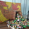 "These are from <a href=""http://www.canstructionla.com/"">Canstruction LA</a> (canstruction in general is an international thing). They make displays out of cans of food, which are then donated to the LA Regional Food Bank. Personally, I think the submissions from last year were much better, but maybe that is just me."