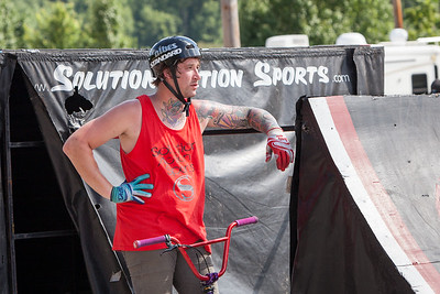 Solution Action Sports BMX