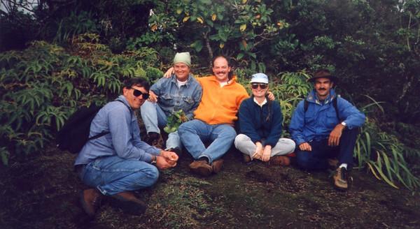 the gang at kaala
