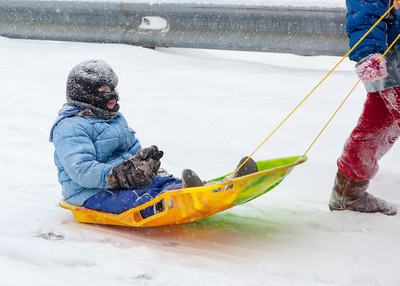 Sleigh Riding in February