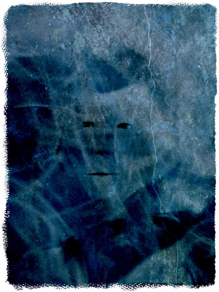 Halloween Man In The Moon
