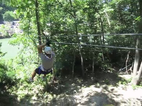 Caveman Zipline
